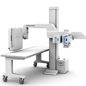 Цифровой рентгеновский аппарат U-дуга