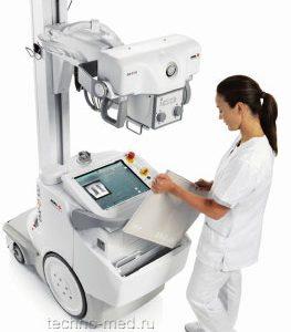 Рентген аппарат Agfa DX-D 100